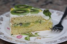 kiwi lime chiffon - based on renee fleming lemon chiffon , beranbaum.