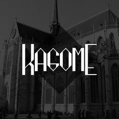 Kagome | FREE FONT on Behance