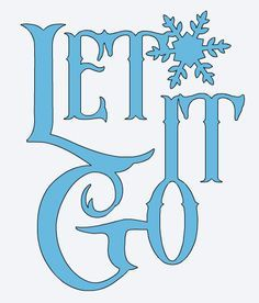 free let it go clipart - Google Search