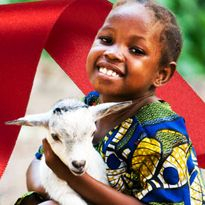 Give a goat and two chickens. With a pair of chickens and a goat, you'll provide a steady supply of eggs, milk, and meat to feed children & help families. Child And Child, Child Life, World Poverty, Invisible Children, Child Sponsorship, Egg Donation, Tis The Season, How To Raise Money, Little People
