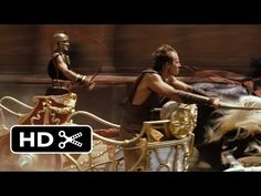 Ben-Hur (3/10) Movie CLIP - The Chariot Race (1959) HD - YouTube After 55 years still breath taking.