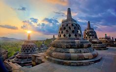 java (capital of Indonesia)   is good place to visit