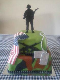 Leger taart