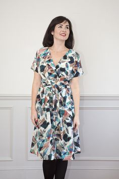 Sew Over It Charlotte Dress pattern