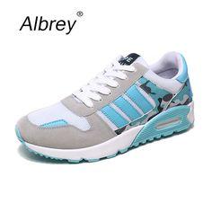 buy online 5231b c25a0 2016 nueva llegada de moda de primavera de los zapatos cómodos para caminar  informal estilo clásico de aire de malla transpirable zapatillas de deporte  al ...