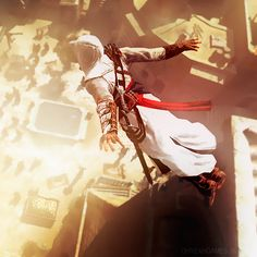 Sometimes you just have to take a leap of faith. /lame #AssassinsCreed