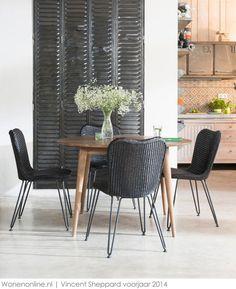 Vincent Sheppard zet het voorjaar ongedwongen in met mix van stijlen #interieur #furniture