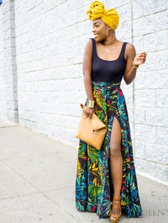 Gorgeous 44 Wonderful Womens African Fashion Style Outfits You Need To Try This Summer African Attire, African Wear, African Dress, Ankara Dress, African Style, Black Girl Fashion, Look Fashion, Fashion Beauty, Black Fashion Bloggers