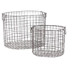 Mason Basket Set