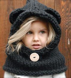 This scarf? Undeniably adorable!