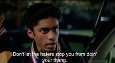 """Kevin G would be so proud of you, Rajiv. 