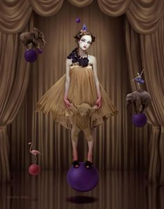 light sadness by Natalie Shau, via 500px