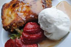 Kneaders French Toast Recipe (Part II: Baking and Syrup)
