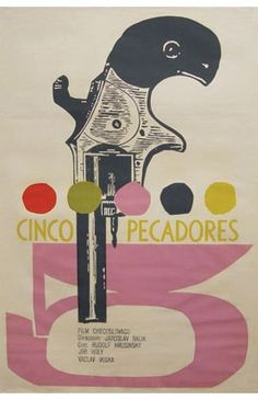Post-revolutionary Cuban cinema poster