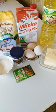 Vrkôčiky z tvarohového cesta posypané škoricou (fotorecept)  - obrázok 1 Snack Recipes, Snacks, Chips, Food, Hampers, Snack Mix Recipes, Appetizer Recipes, Appetizers, Potato Chip