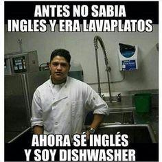Ingles!