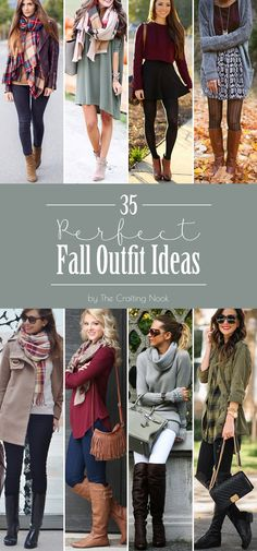 35 Perfect Fall Outfit Ideas to try this year #falloutfits #falloutfitideas #outfitideas