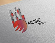 "Check out new work on my @Behance portfolio: ""Music Design (logo)"" http://on.be.net/1WCpnFs"