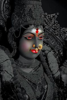 Maa Durga is arriving at our home to bless us for next Nine day of Nauratri, we Hartley invite you and your family to our home for Durga Maa blessings. Durga Images, Lakshmi Images, Maa Kali Images, Indian Goddess, Goddess Lakshmi, Maa Durga Image, Maa Durga Photo, Kali Hindu, Lord Murugan Wallpapers