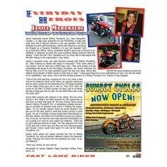 Congrats to FLBD Everyday Hero Janice Maramaldi. #flbd #Rollingthunder #bikersofpinterest #motorcycle #bikers