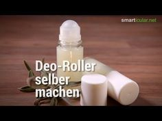 Deodorant ohne Aluminium selbst herstellen - so einfach geht's Make deodorant without aluminum - it's that easy de bricolaje Diy Deodorant, Make Your Own Deodorant, Diy Beauty, Beauty Hacks, Beauty Tips, Cheap Perfume, Food Words, Living Oils, Natural Oils