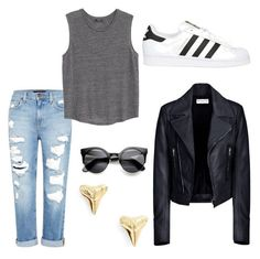 """""""Casual"""" by eleanorcalderperfection on Polyvore:"""