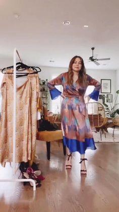 Aquí te mostramos las tres formas en las que puedes usar nuestros kimonos. ¡Espero les guste!