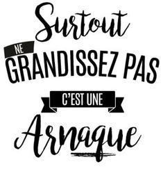 pour certain ils ont compris un peu trop la citation:/ Funny Quotes, Life Quotes, Quote Citation, French Quotes, Some Words, Positive Attitude, Motivation, Sentences, Slogan