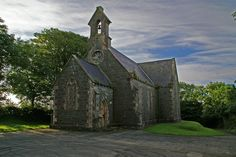 St Finian's Church, Moville Upper Parish, County Donegal (1853) by colin.boyle4, via Flickr