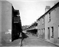 Prospect Street, Surry Hills, Historical Photos, Sydney, Colour, Vintage, Historical Pictures, Color, Vintage Comics