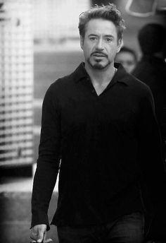 Robert Downey jr, you are so (insert flattery)....