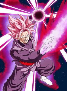 Goku Black SSJRose