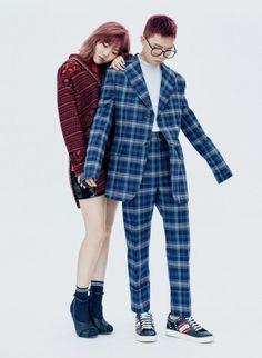 Akdong Musician, 'Dazed and Confused'a Moda Ve Güzellik Hakkında Konuştu Kpop Fashion, Asian Fashion, Lee Chan Hyuk, Lee Soo Hyun, Yg Entertaiment, I M Married, Akdong Musician, Star Magazine, Group Poses