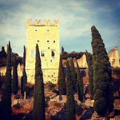 Castello di Arco in Arco, Trentino - Alto Adige