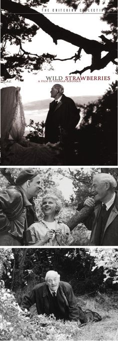 Wild Strawberries (1957) • Director: Ingmar Bergman • Writer: Ingmar Bergman • Stars: Victor Sjöström, Bibi Andersson, Ingrid Thulin