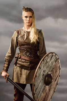 Vikings season 3 Porunn Cast Promotional Pictures