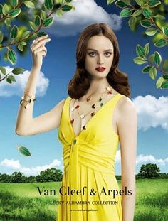 Van Cleef & Arpels, Lucky Alhambra Collection
