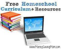 Heres a HUGE list of free homeschool curriculum, resources, printables, and more!