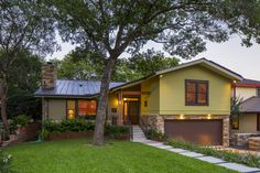 """""""Zilker-area home on remodeling tour now a place where kids can hang,"""" by @austinstatesman featuring @cgsdesignbuild"""