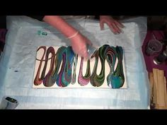 (20) Acrylic Dirty Pour Leftovers - YouTube