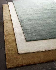 Lauren Ralph Lauren Beckett Rug, 5' x 8' Villa Blue or Stone - $939