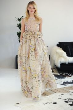 Unique Wedding Gowns by Houghton Bridal | ZsaZsa Bellagio - Like No Other