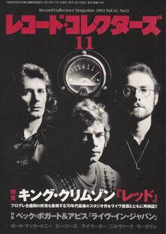 """King Crimson """