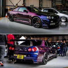 Ese color... Vía @nissansfinest | ClubJapo. Portal de coches japoneses