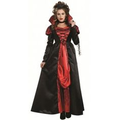 Déguisement vampire femme Déguisement vampiresse de Transylvanie, Halloween