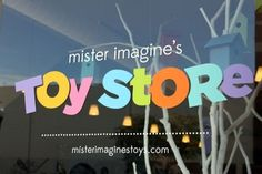 A toy store that only sells cardboard!