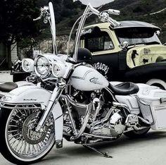 Road King #harleydavidsonbaggersroadking #harleydavidsonroadkingbagger