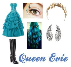 """""""Evie coronation"""" by eviehartleytull on Polyvore featuring beauty and Rebecca Minkoff"""