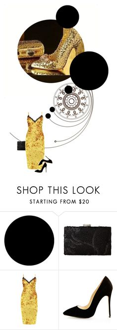 """""""Haute Couture 3.8"""" by sharmarie ❤ liked on Polyvore featuring Wall Pops!, Sasha, Boohoo and MM6 Maison Margiela"""