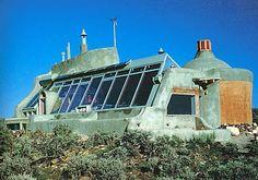 Earthship Biotecture, Taos, NM.
